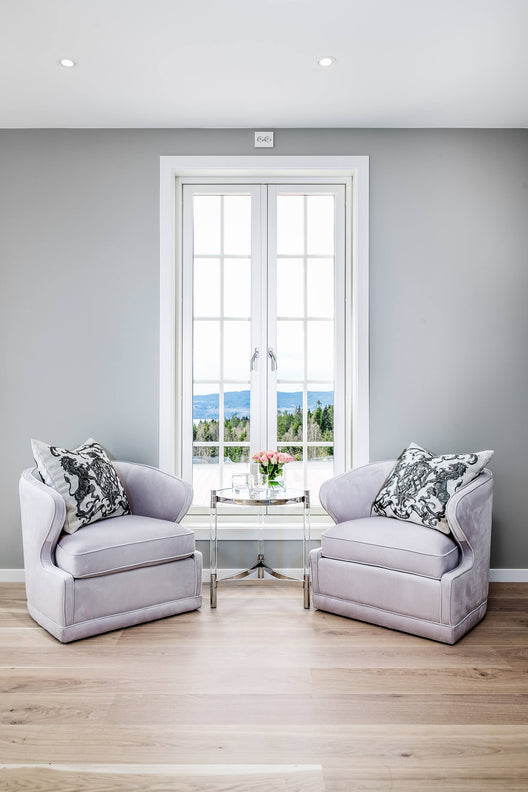 Ellis Bucket Chair | HOS Home | Mirrored furniture | Affordable Luxury