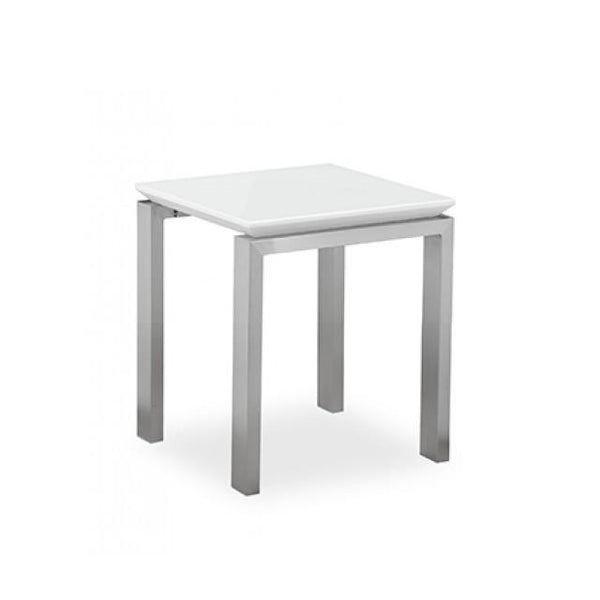 Wentworth high gloss 4 seater dining table house of sparkles for Caprice marble dining table