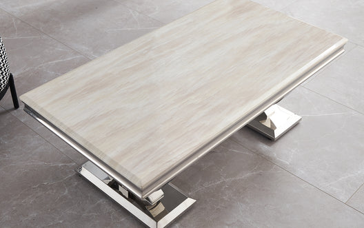 Arabella Coffee Table | HOS Home | Mirrored furniture | Affordable Luxury