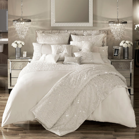 Darcey Quilt Cover - Mirrored furniture - Sparkle Diamond - House of Sparkles