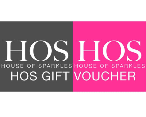 HOS Gift Card - Mirrored furniture - Sparkle Diamond - House of Sparkles