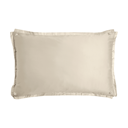 By Caprice - Lady Pearl Pillowcase Pair | HOS Home | Mirrored furniture | Affordable Luxury