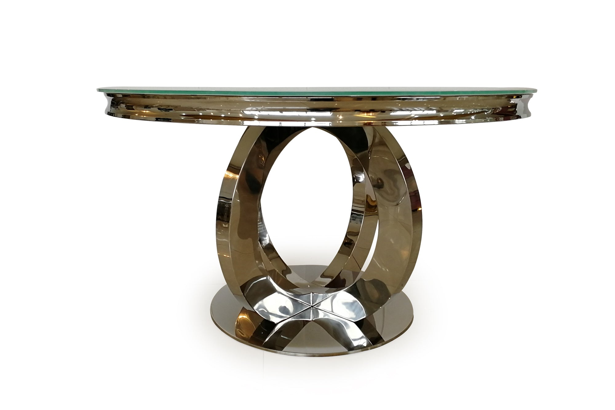 The Donatella Circular Dining Set