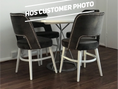 Image of Brooklyn Dining Chair | HOS Home | Mirrored furniture | Affordable Luxury