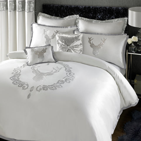 By Caprice - Serenity Duvet - Mirrored furniture - Sparkle Diamond - House of Sparkles