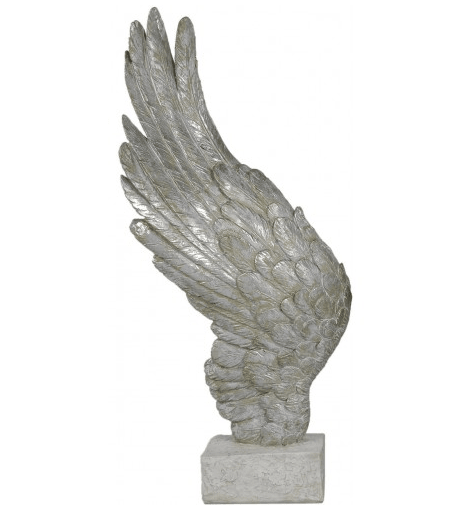 A Sparkle Angel Wing Decor (2 Colours) - Mirrored furniture - Sparkle Diamond - House of Sparkles