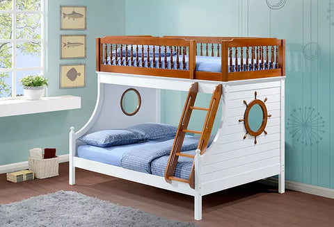 The Sailor Kids Triple Bunkbed