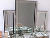 Classic Mirror Bedroom Bundle - Mirrored furniture - Sparkle Diamond - House of Sparkles