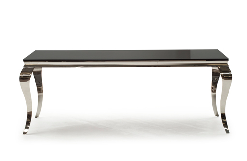 Skyline Black Dining Table