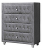 Alessia Chest of Drawers - Mirrored furniture - Sparkle Diamond - House of Sparkles