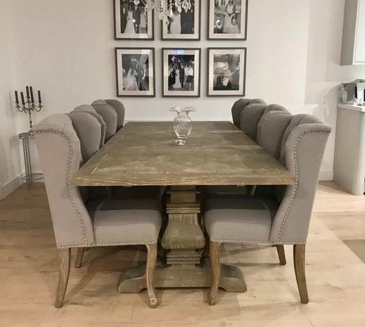 Sussex Dining Set (6-8 Seats)