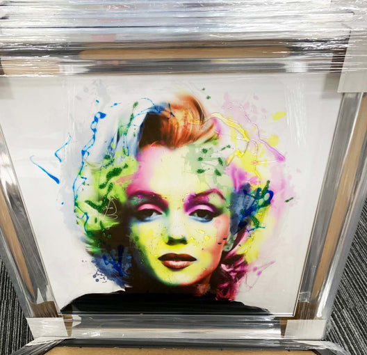 Marilyn Rainbow Wall Art