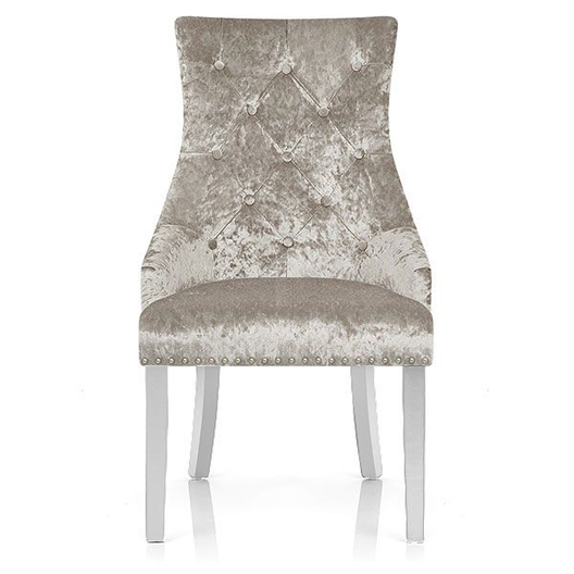 Arabella Dining Chair | HOS Home | Mirrored furniture | Affordable Luxury