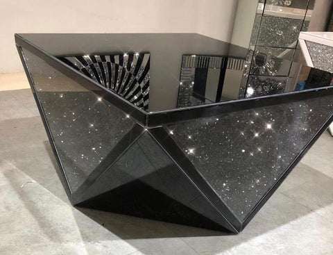 Black Mirror Crush Exclusive Coffee Table