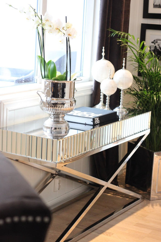 The Gatsby Classic Mirrored Console Table