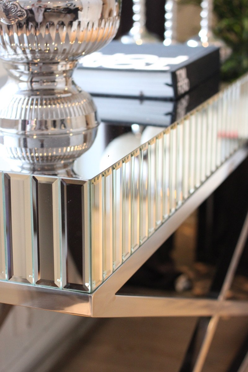 The Gatsby Classic Mirror Console Table