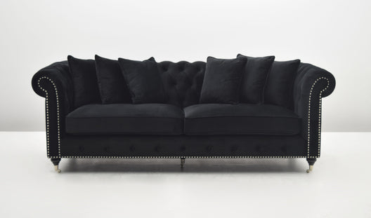 The Alexander Three Seater Sofa