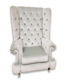 Queen Statement Chair