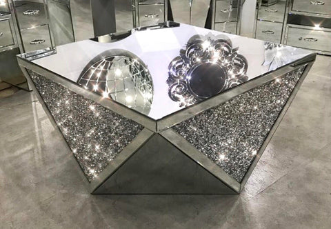 Exclusive Diamond Crush Coffee Table