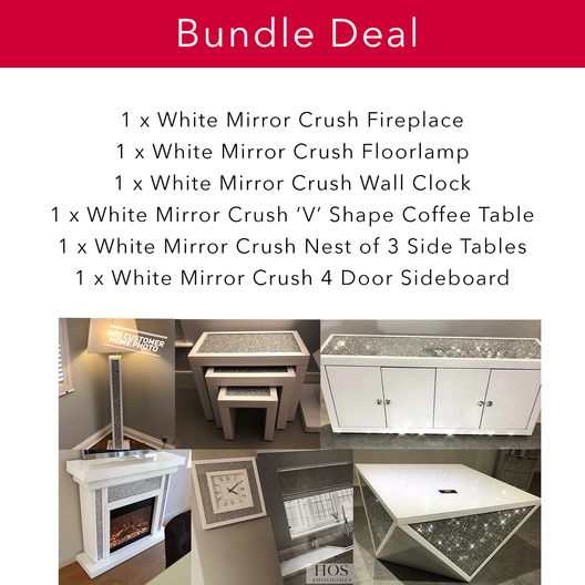 White Mirror Crush Super Bundle
