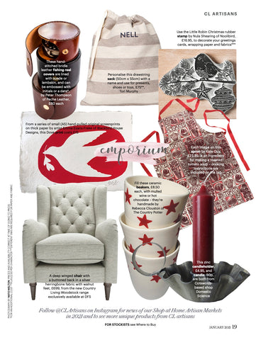 COUNTRY LIVING EMPORIUM PAGE JAN issue 2021