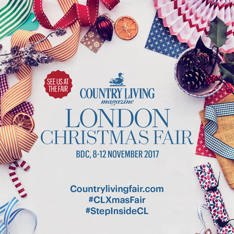 COUNTRY LIVING CHRISTMAS FAIR, LONDON