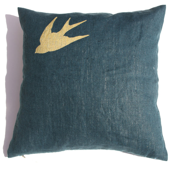 HANDPRINTED CUSHIONS