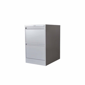 GLOBAL 2-DRAWER LETTER SIZE VERTICAL FILE