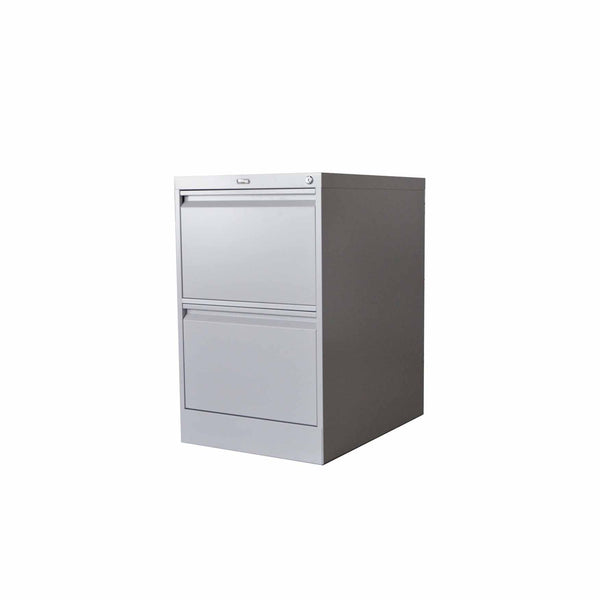 GLOBAL 2-DRAWER LEGAL SIZE VERTICAL FILE