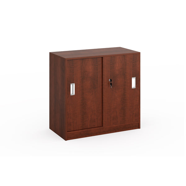 VERSA SLIDING-DOOR 31x29 STORAGE CABINET