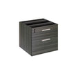 VERSA EXECUTIVE L-SHAPE 30X60 DESK WITH 41X19 RETURN & BOX/FILE PEDESTAL