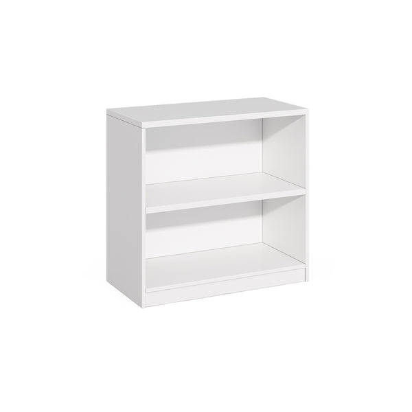VERSA DESK-HEIGHT 31x29 TWO-SHELVE BOOKCASE