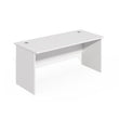VERSA EXECUTIVE 24 x 48 DESK WITH ONE BOX/FILE PEDESTAL