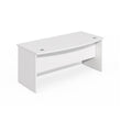 VERSA BOW-FRONT 71x30 CONFERENCE DESK SHELL