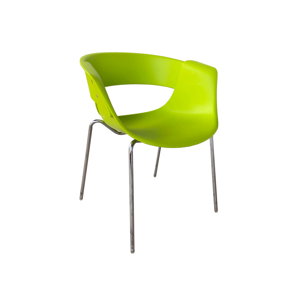 Enjoyable Daisy Modern Guest Visitor Chair In Assorted Colors Beatyapartments Chair Design Images Beatyapartmentscom