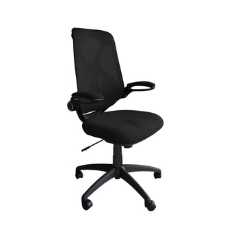 ERGON MESH-BACK ERGONOMIC CHAIR WITH ADJUSTABLE LUMBAR SUPPORT