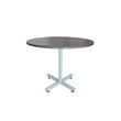 "36"" ROUND TOP TABLE WITH ALUMINUM FRAME"