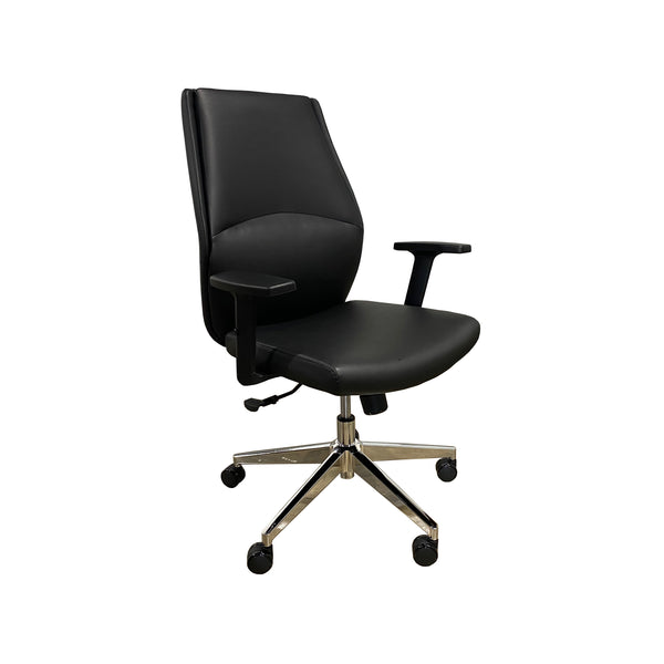 DIAMOND HEALTHCARE-FRIENDLY 100% PU UPHOLSTERED CHAIR