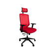 EDGE HIGH MESH-BACK EXECUTIVE CHAIR WITH LUMBAR SUPPORT