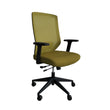 EDGE MEDIUM MESH-BACK EXECUTIVE CHAIR WITH LUMBAR SUPPORT