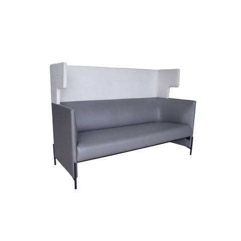 PAI-CONCERTO- THREE-SEATER HIGH BACK SOFA