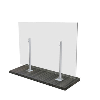 FRONTLINE20 DESKTOP FREE STANDING INVISIBLE BARRIER