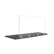 "FRONTLINE20 COUNTERTOP 24"" SOLID INVISIBLE BARRIER"