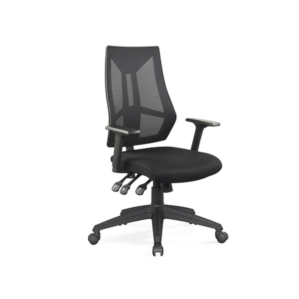 SHADOW ERGONOMIC MESH BACK MULTI-FUNCTION OFFICE CHAIR