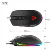 FANTECH HERO UX1 WIRED PRO-GAMING MOUSE