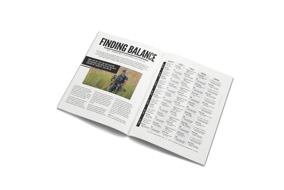The Wilderness Athlete 28 Day Challenge Guide & Tracker