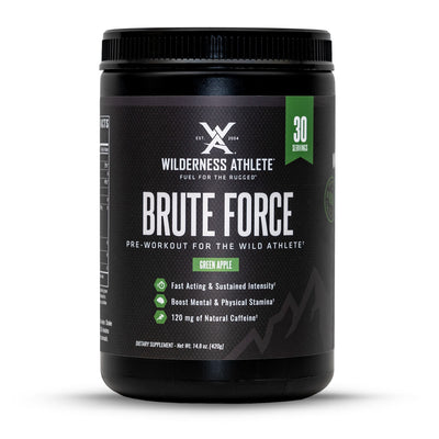 Brute Force Pre-Workout