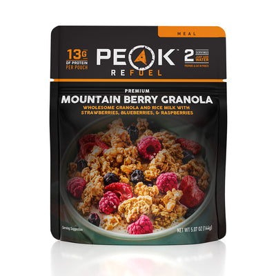 Peak Refuel - Mountain Berry Granola