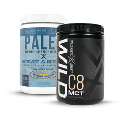 Wild C8 MCT - Paleo(ish) Hydrate & Recover Bundle
