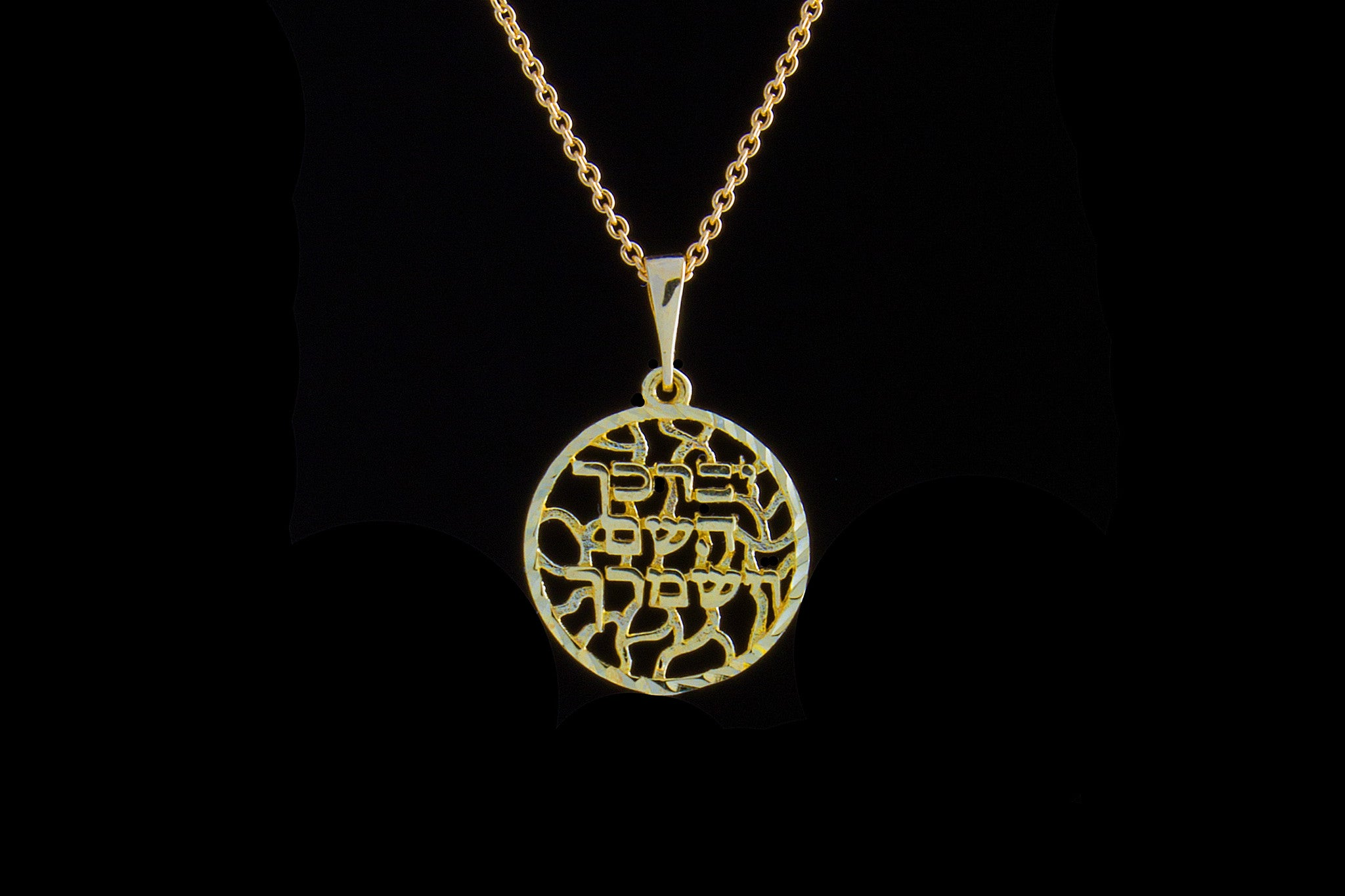 Blessing & Protection Pendant - Isaac Westman - 2